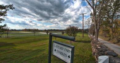 Plans to open an events center at Catesby Farm drew vehement opposition from area residents concerned about the impacts it would have on the rural community. (Douglas Graham/Loudoun Now)