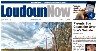 Loudoun Now for Dec. 8, 2016