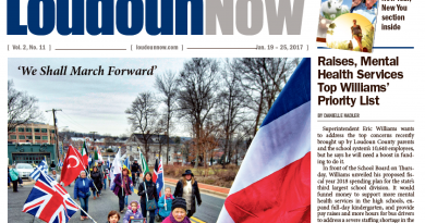 Loudoun Now for Jan. 19, 2017