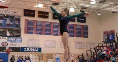 Stone, Snare Advance to State Gymnasts Championships