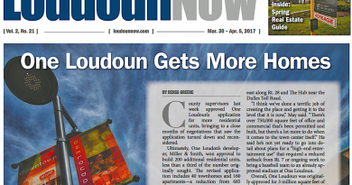 Loudoun Now for March 30, 2017