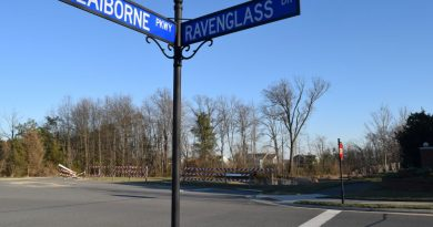 County Moves Ahead with $6.8M Claiborne Parkway Extension