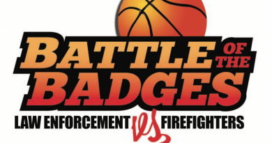 Battle of the Badges on Saturday
