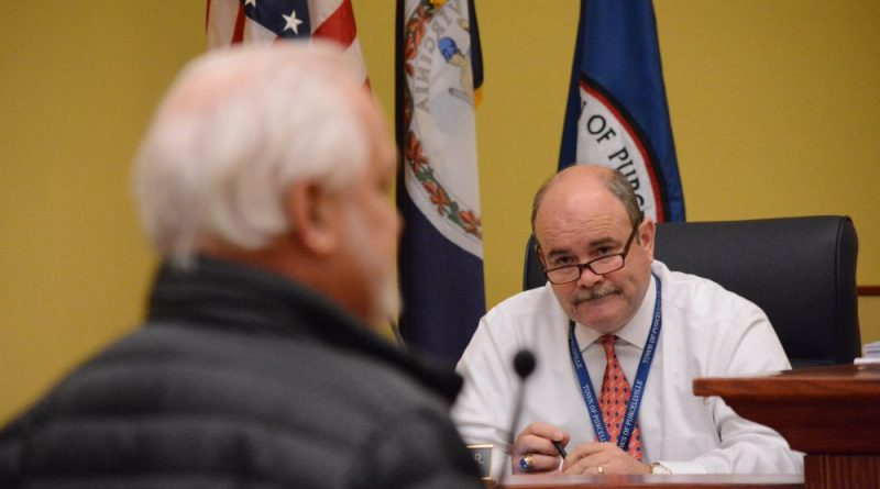 Lohr to Step Down as Purcellville Town Manager