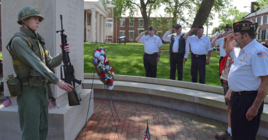 Memorial Day Observance Features Gen. Lawrence