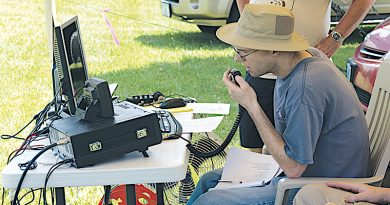 Hams Gear Up for Field Day Test