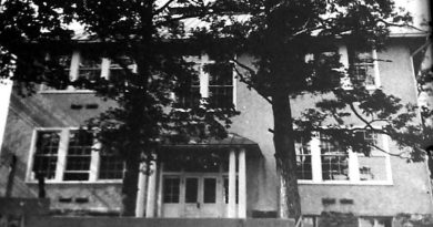 History Lesson: The Unison-Bloomfield School