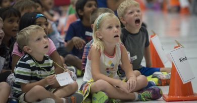 Board Considers Policy Change to Allow for Higher Kindergarten Class Sizes