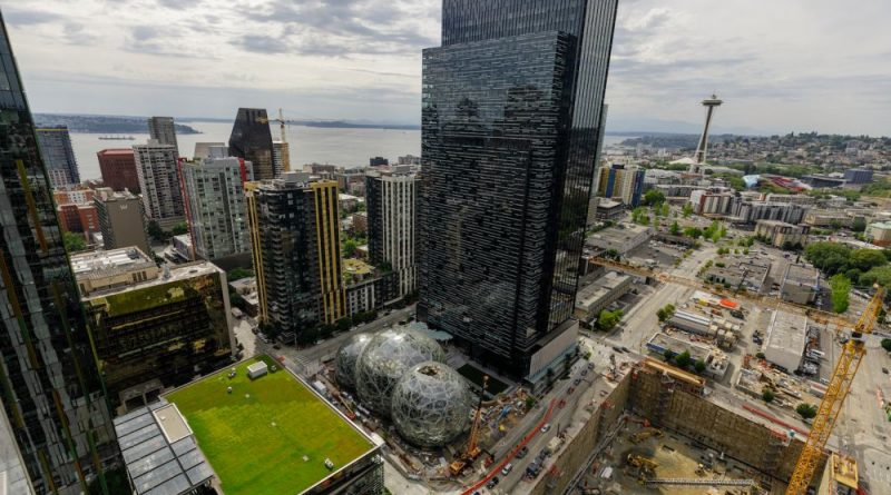 Northern Virginia on Short List for Amazon HQ2
