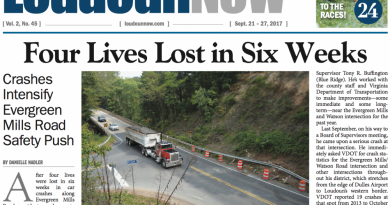 Loudoun Now for Sept. 21, 2017
