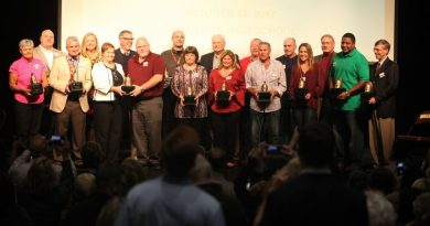 Broad Run Inducts First Honorees in its Athletic Hall of Fame