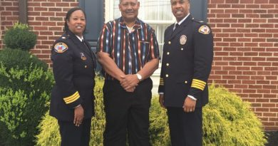 LPD Mourns Passing of First Black Officer