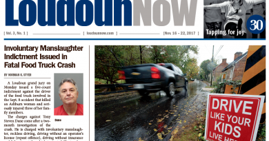 Loudoun Now for Nov. 16, 2017