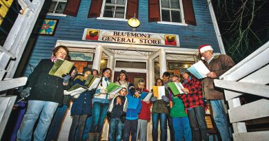 Singing in the Streets: Caroling Traditions Old and New Thrive in Loudoun