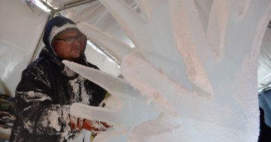 Photo Gallery: Winter Ice Fest Delivers Frosty Fun