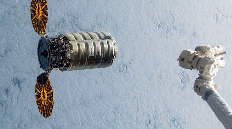 Cygnus spacecraft