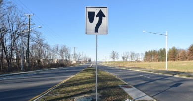 Final Section of SycolinRoad Widening Begins in Leesburg