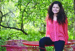 Cinthia, 18, bounced between a youth shelter and foster homes for three years. With the help of Loudoun Mobile Hope, she will move into an apartment next month. (Danielle Nadler/Loudoun Now)