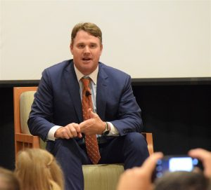 Washington Redskins Head Coach Jay Gruden