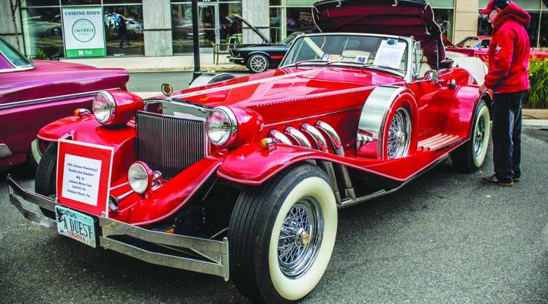 Classic Cars Take Over Leesburg Saturday Loudoun Now - Classic show cars