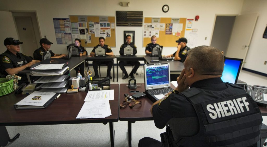 We're Hiring': Law Enforcement Agencies Ramp Up Recruiting Efforts