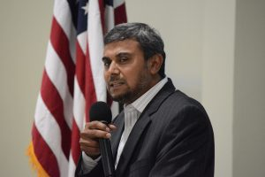 ADAMS President and CEO Syed Moktadir. (Renss Greene/Loudoun Now)