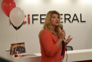 Sharon Virts started FCi Federal 25 years ago. Today it is a national, 5,000-employee company.