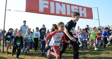 Update: Leesburg's Freeze Your Gizzard Race Canceled