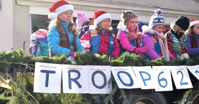 Christmas Parade Rescheduled for Saturday