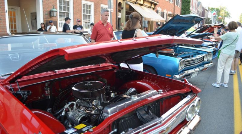 Photo Gallery Leesburg Car Show Celebrates Years Loudoun Now - Leesburg car show