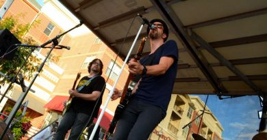 Saturday in Leesburg: Musicians Making a Difference and Art in the Spotlight