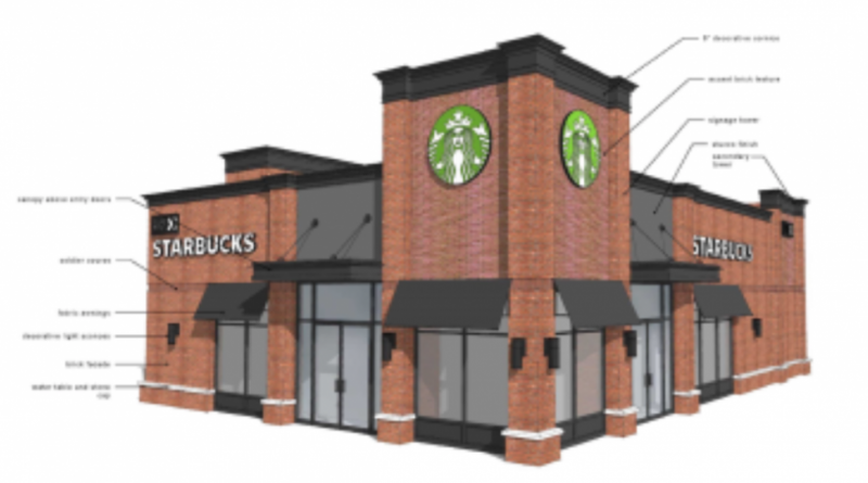 Leesburg Council Signs Off On Market Street Starbucks Plan
