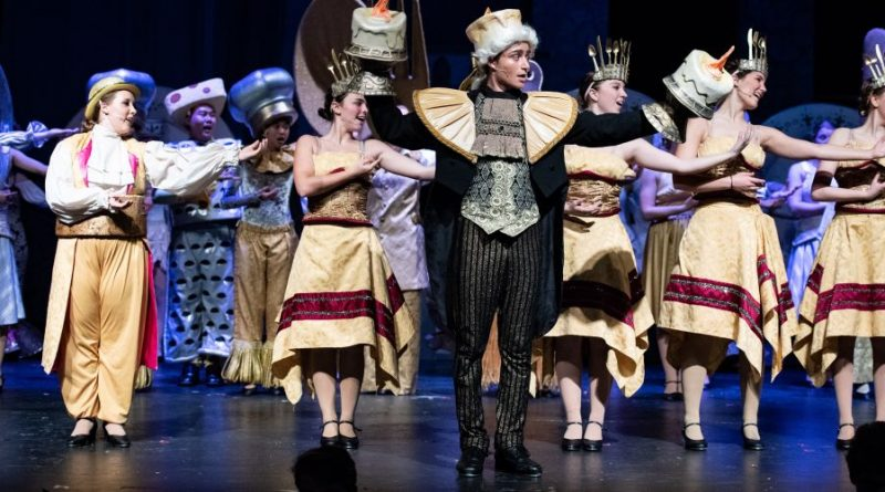Review Disney S Beauty And The Beast At Heritage High School