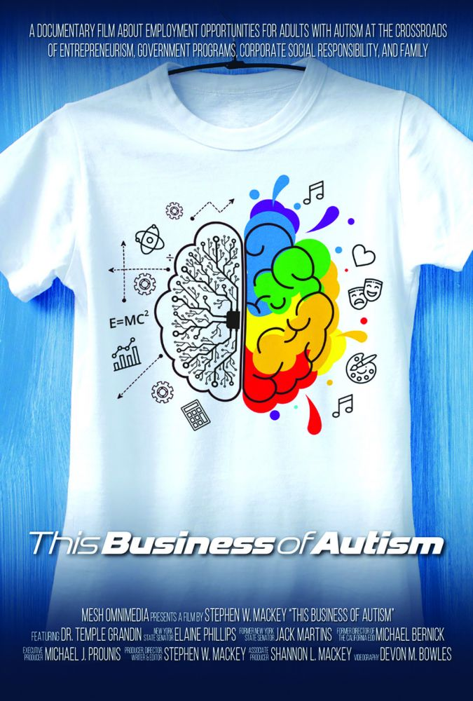 Artist With Autism Illustrates >> Loudoun Filmmaker Makes The Case For Hiring Adults With Autism