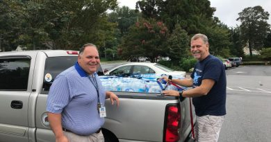 Ashburn School Lends Hand to Hurricane Survivors