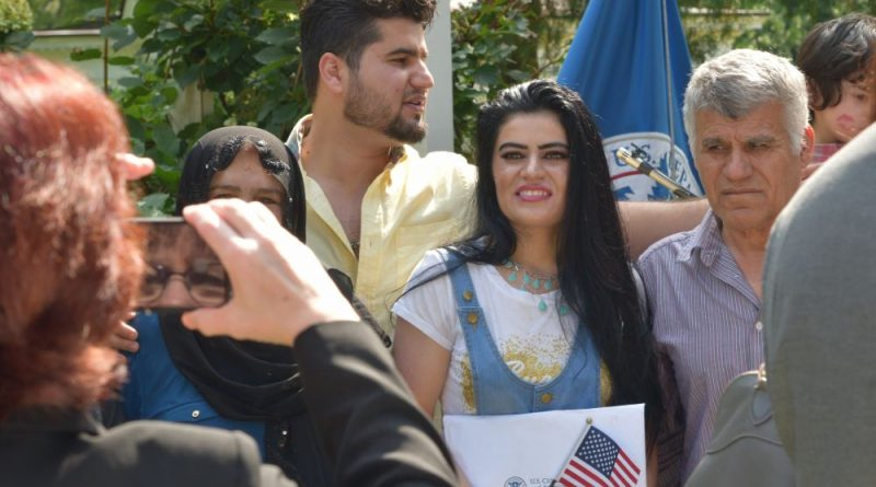 31 Immigrants Earn Their American Citizenship in Oatlands Ceremony