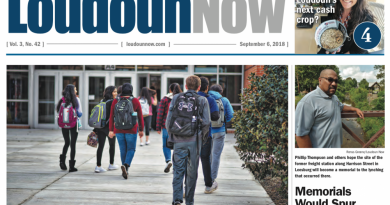 Loudoun Now for Sept. 6, 2018