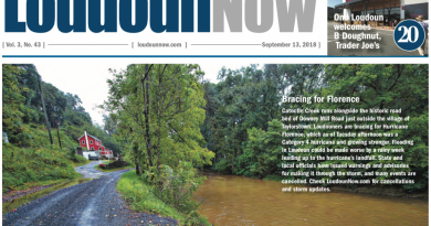 Loudoun Now for Sept. 13, 2018