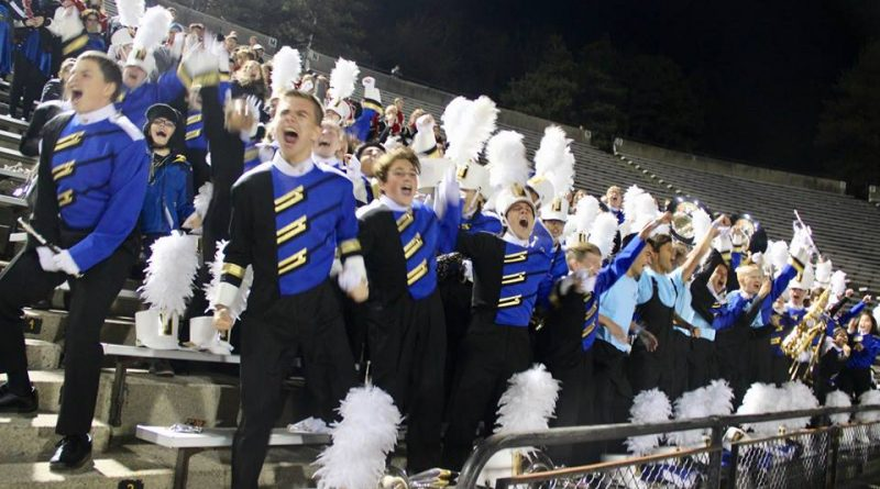 Loudoun County Raiders Win National Marching Band