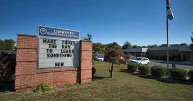 Lucketts Elementary Lost Power; School Day is Still On