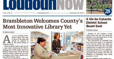 Loudoun Now for Nov. 29, 2018