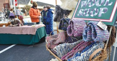 Warm and Fuzzy: Local Wool is Hot When the Weather is Cold