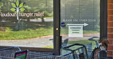 County Committee Recommends Growing Loudoun Hunger Space