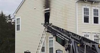 Family Displaced After Ashburn House Fire