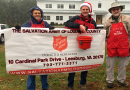 Loudoun's Salvation Army Sees Lower Donations Early in Red Kettle Campaign