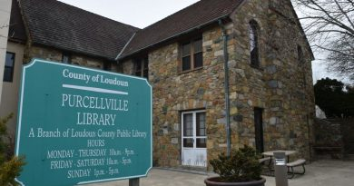Purcellville Library Not Scheduled for Relocation
