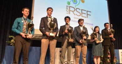 Photo Gallery: Top Student Researchers Present Work to Science Fair Judges