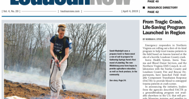 Loudoun Now for April 4, 2019
