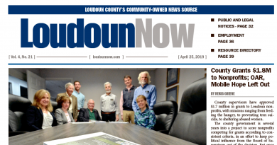 Loudoun Now for April 25, 2019