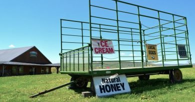 County to Review Sign Regs for Rural Businesses